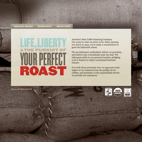 best coffee website