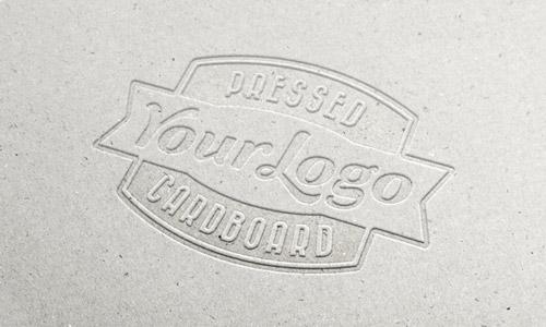 pressed cardboard