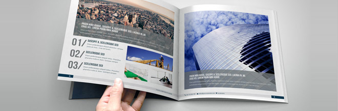 A Showcase Of Annual Report Brochure Designs To Check Out | Naldz