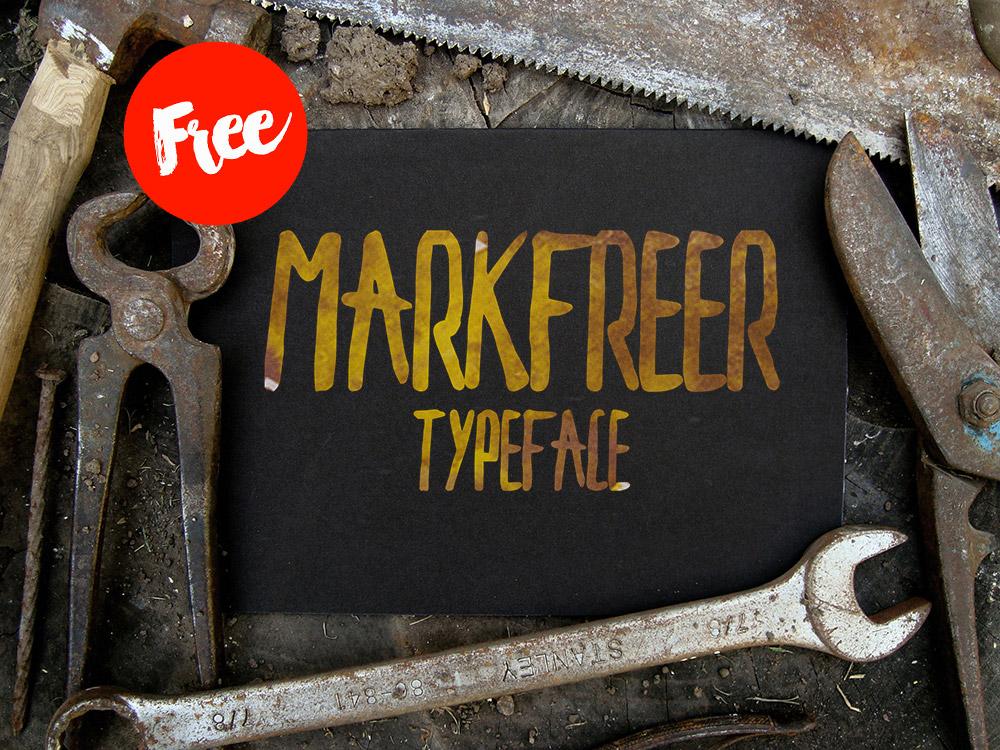 free capital fonts