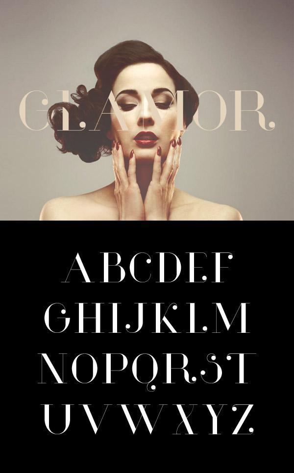 fashion font free