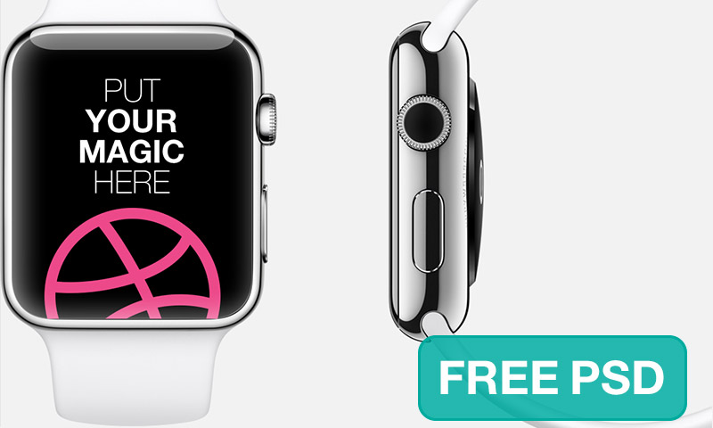 apple watches free template