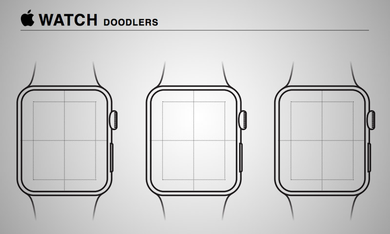 iwatch doodlers free