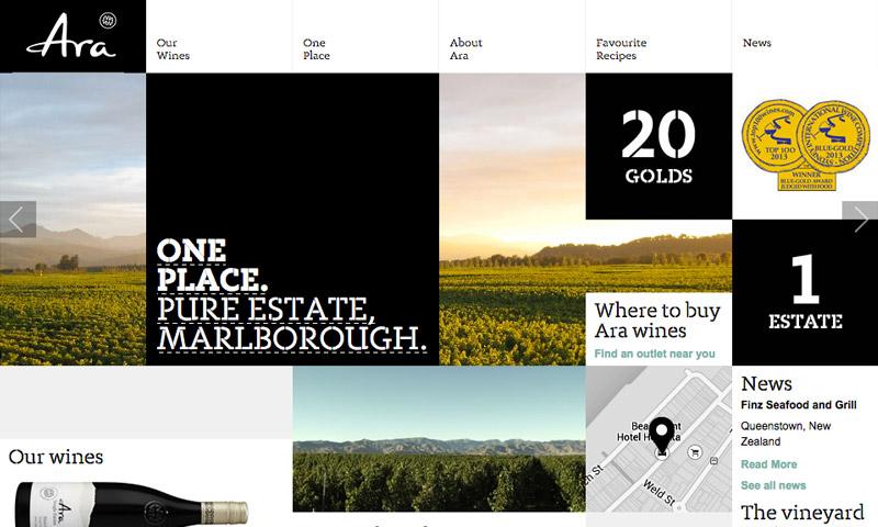 nice wines websites