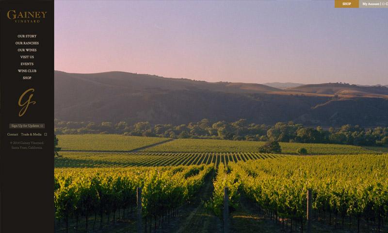 vineyard web designs