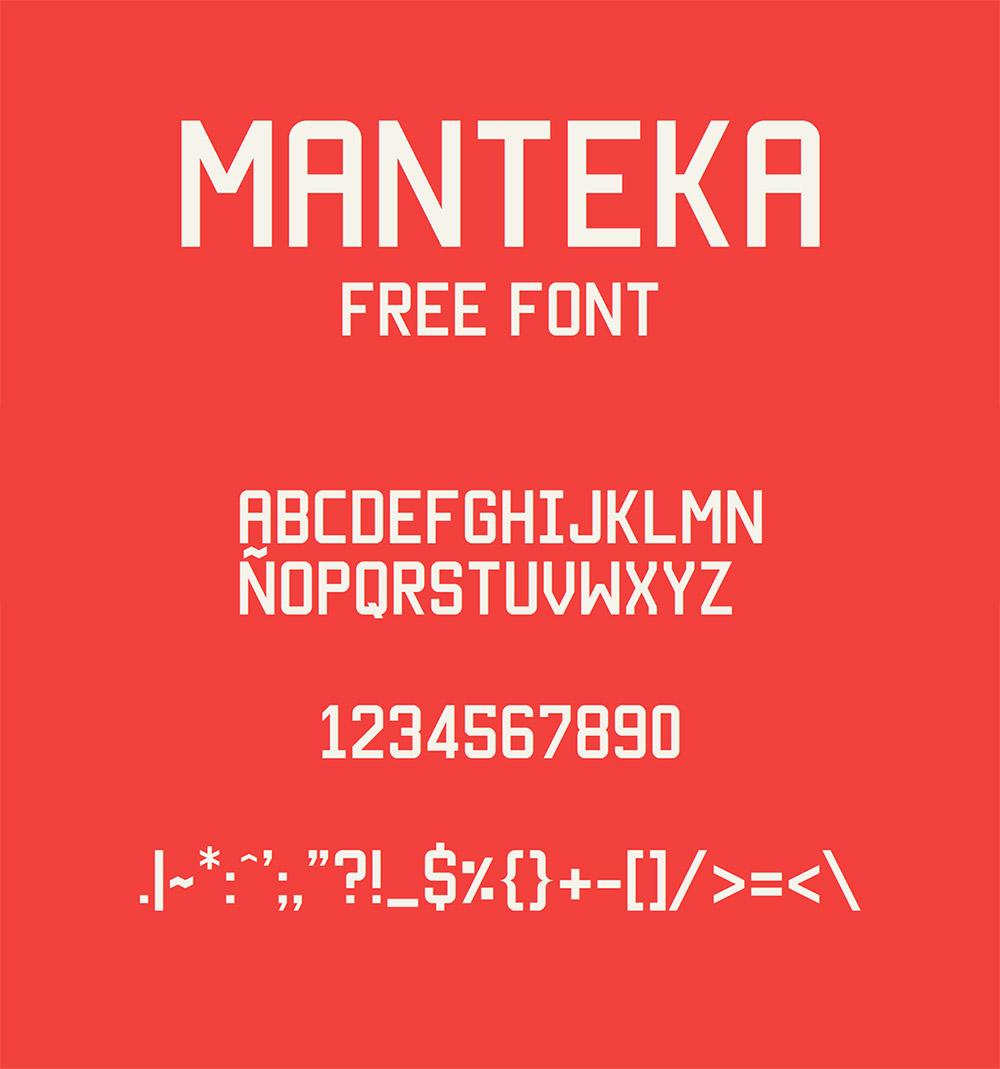 sans free font