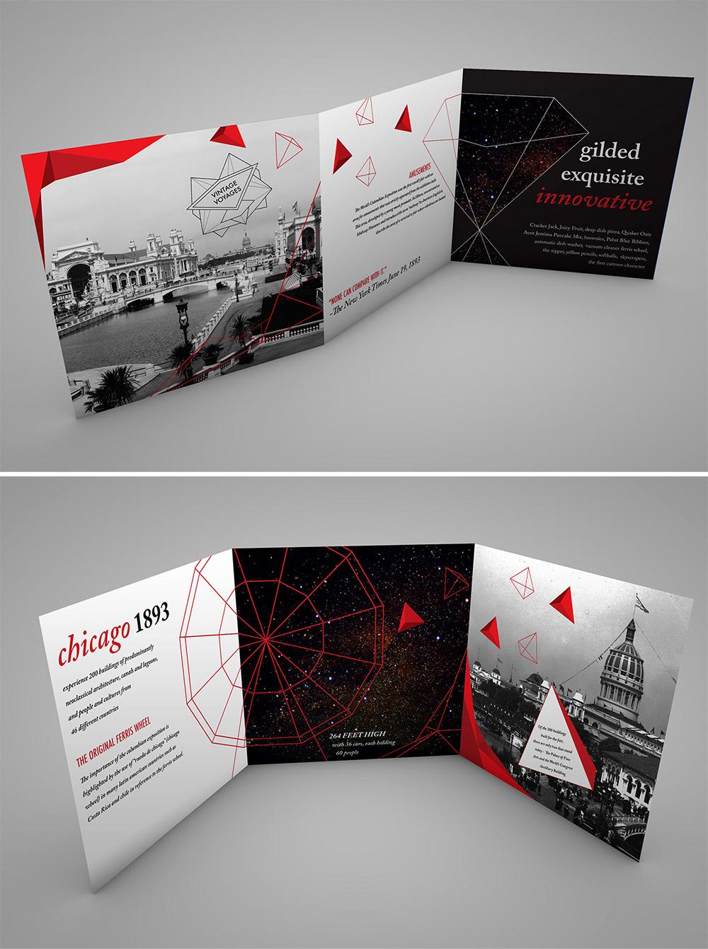 greyscale brochure