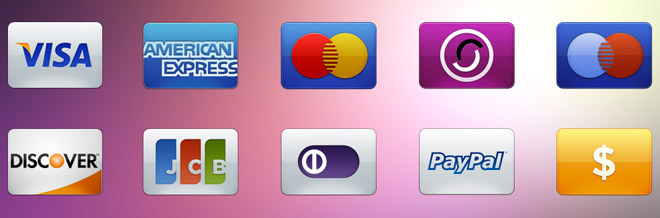 15 Free Credit Card Icons Designers Love to Have For Web Design