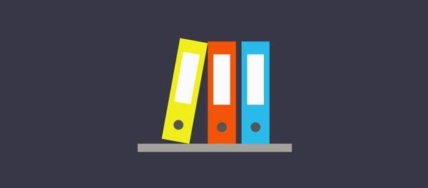 book flat logo