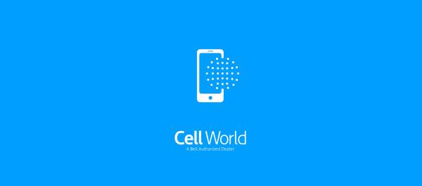 cell minimal logo