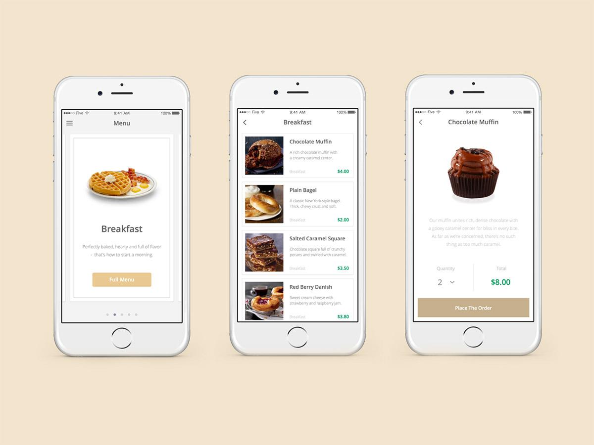 e-commerce mobile kit