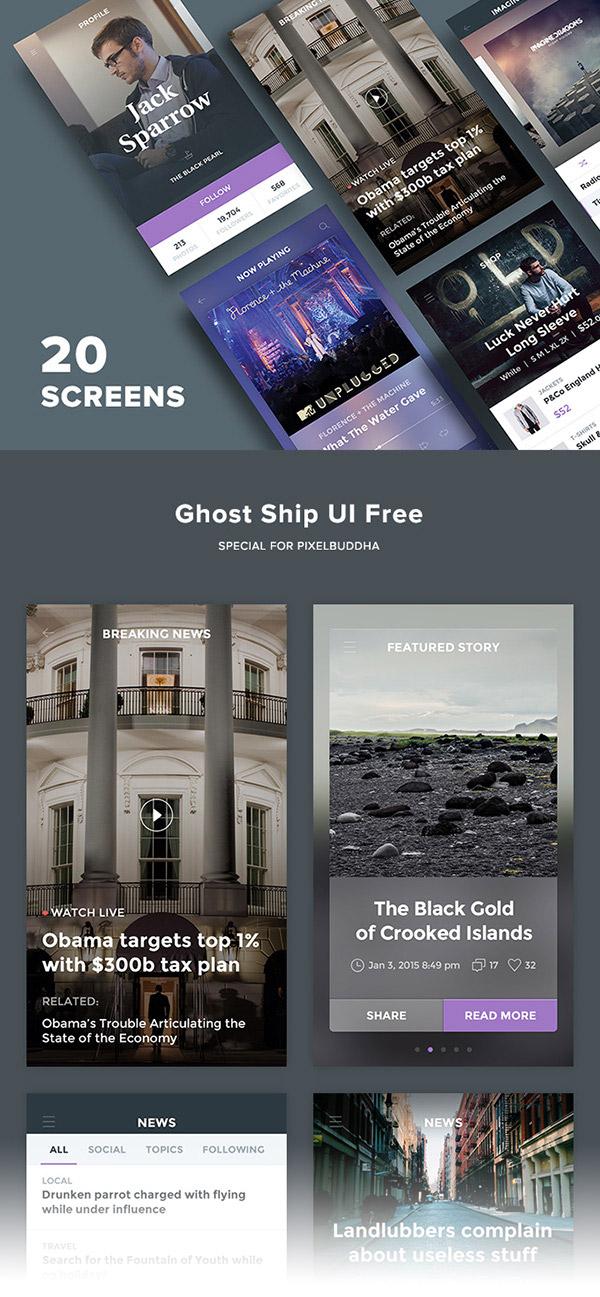 mobile screen kits