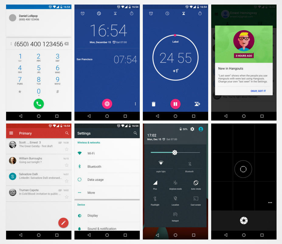 latest android design kit