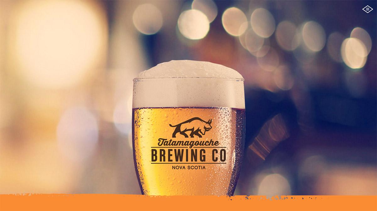 beer header website