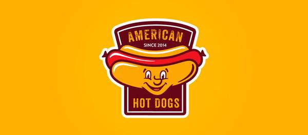 hotdog logo designs