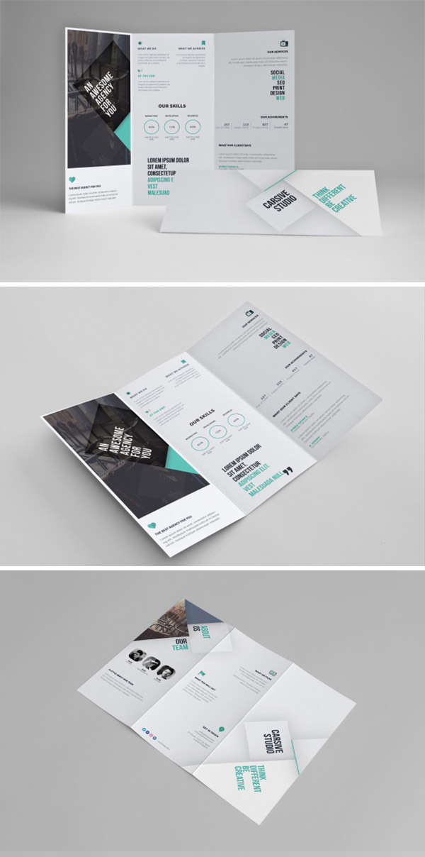 cleaning brochure templates free