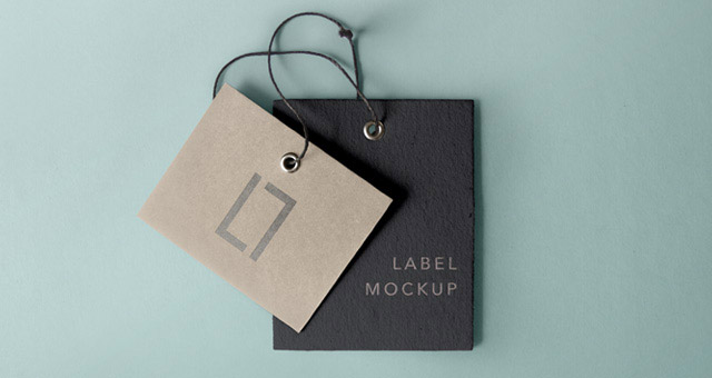elegant mockup branding