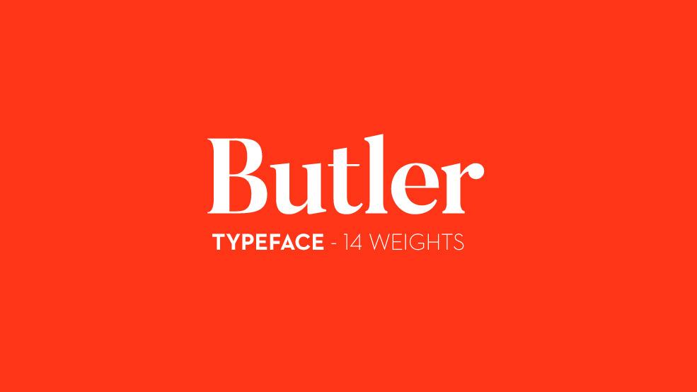 free serif typeface
