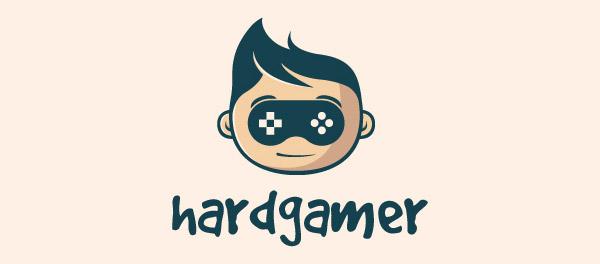 mascot gamer logo