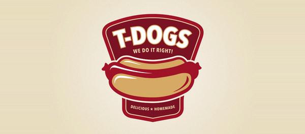 logo hotdog cart