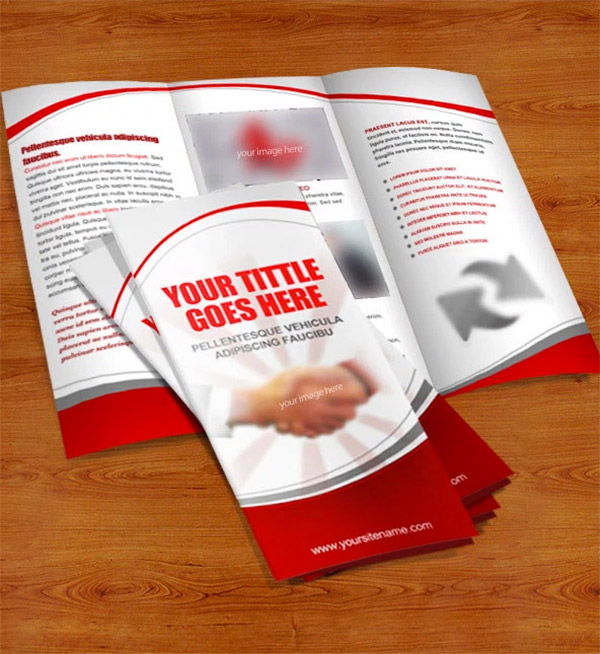 Free Brochure Templates For Designers To Have Naldz Graphics - Free brochures template