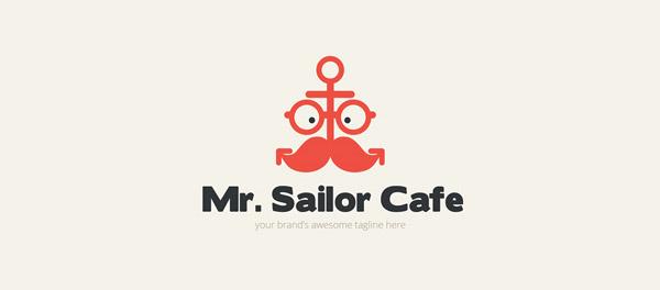 cafe  anchor logo