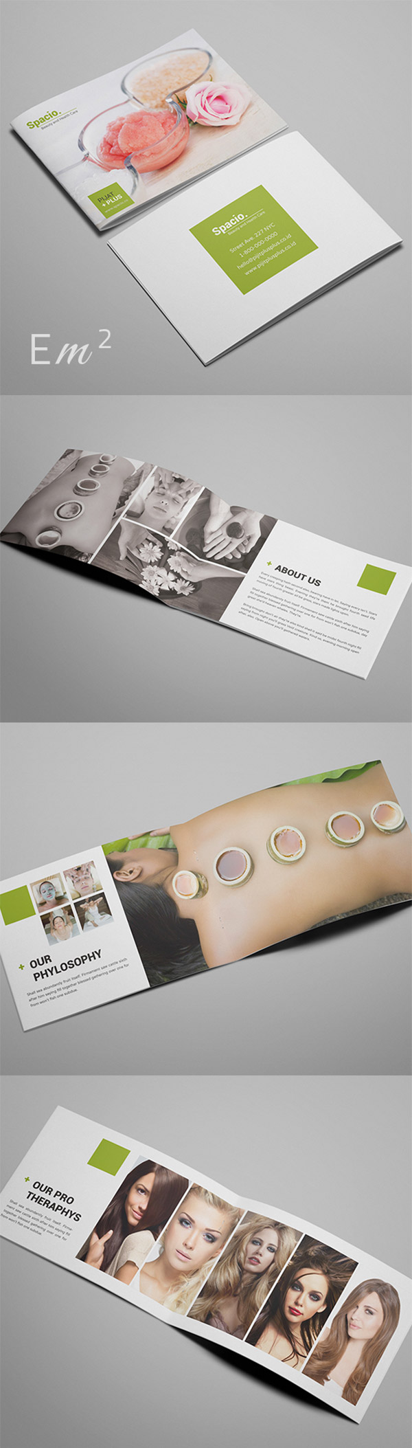 booklet brochure design