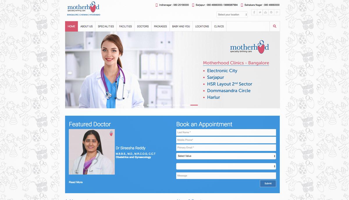 mother pregnancy website