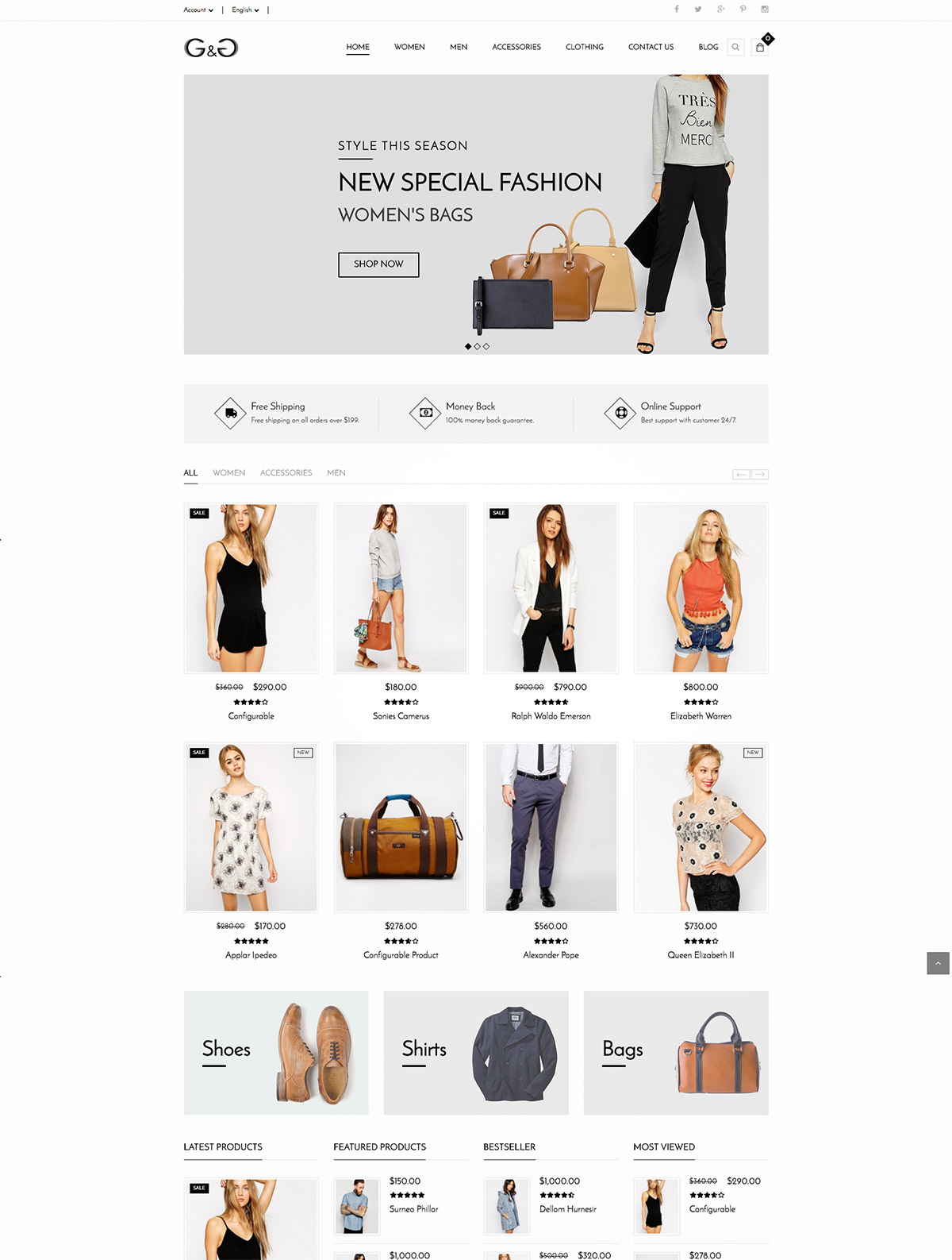 premium theme online