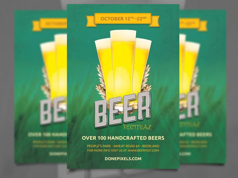 beer free flyers