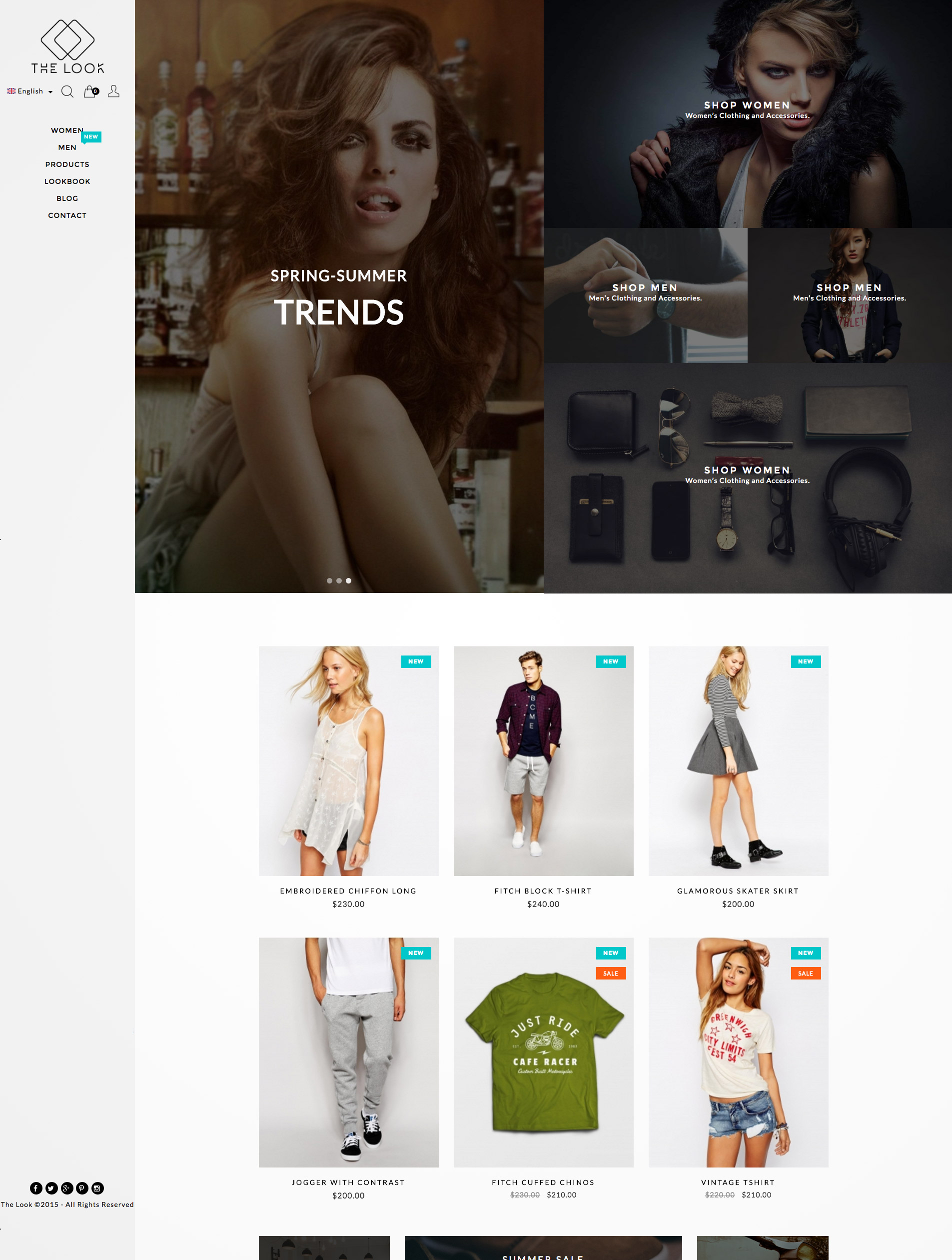 clean theme wordpress