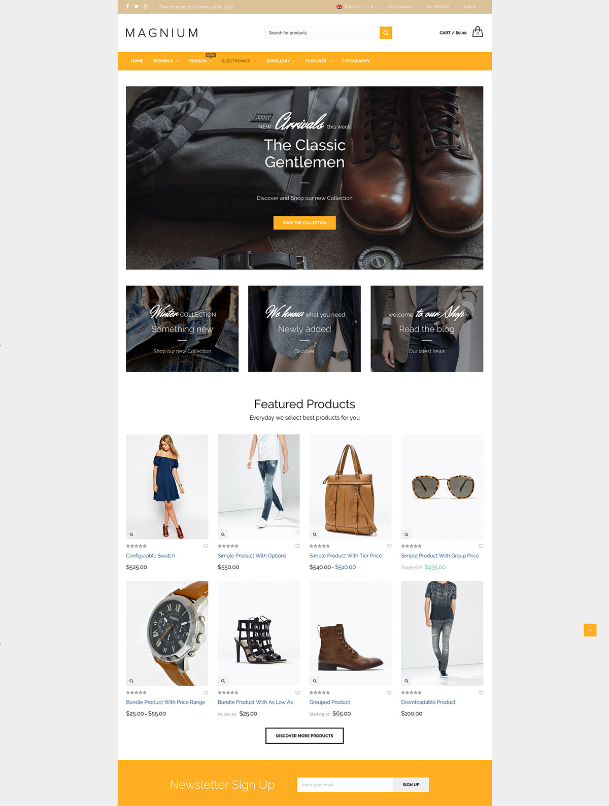 multipurpose premium theme