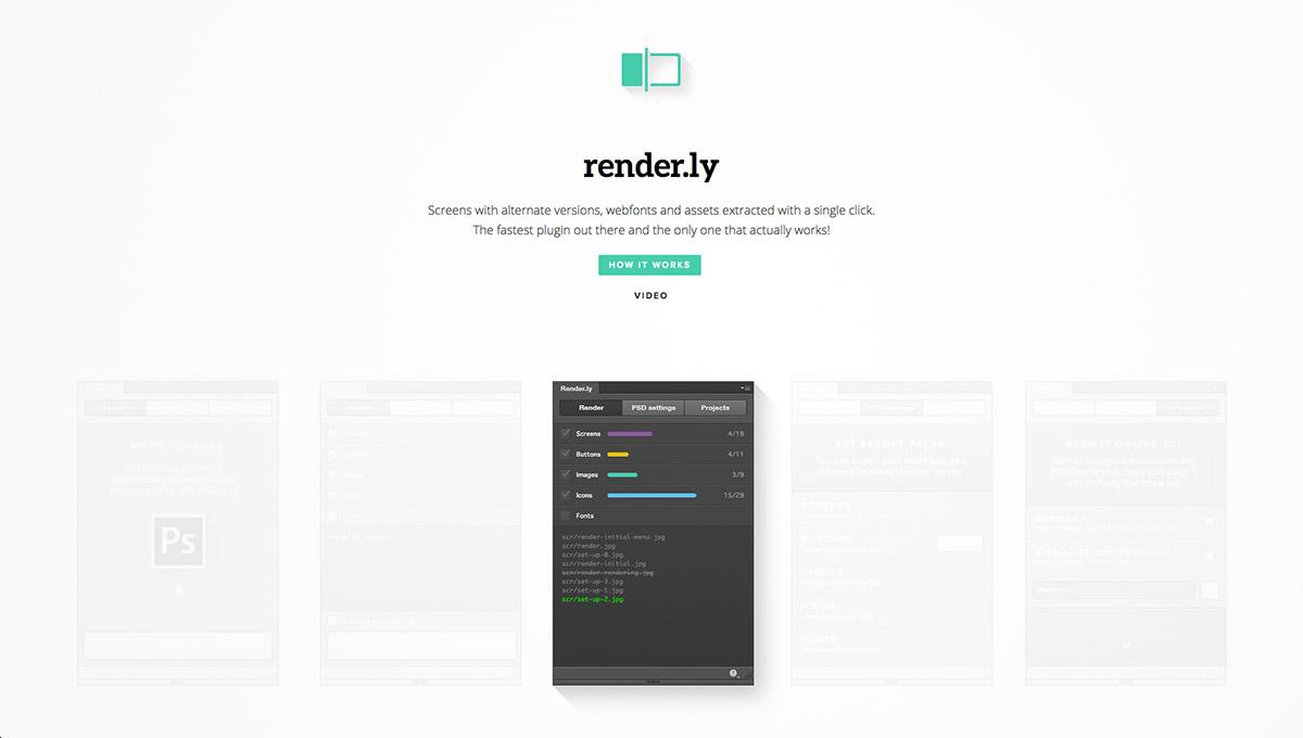 render plugin