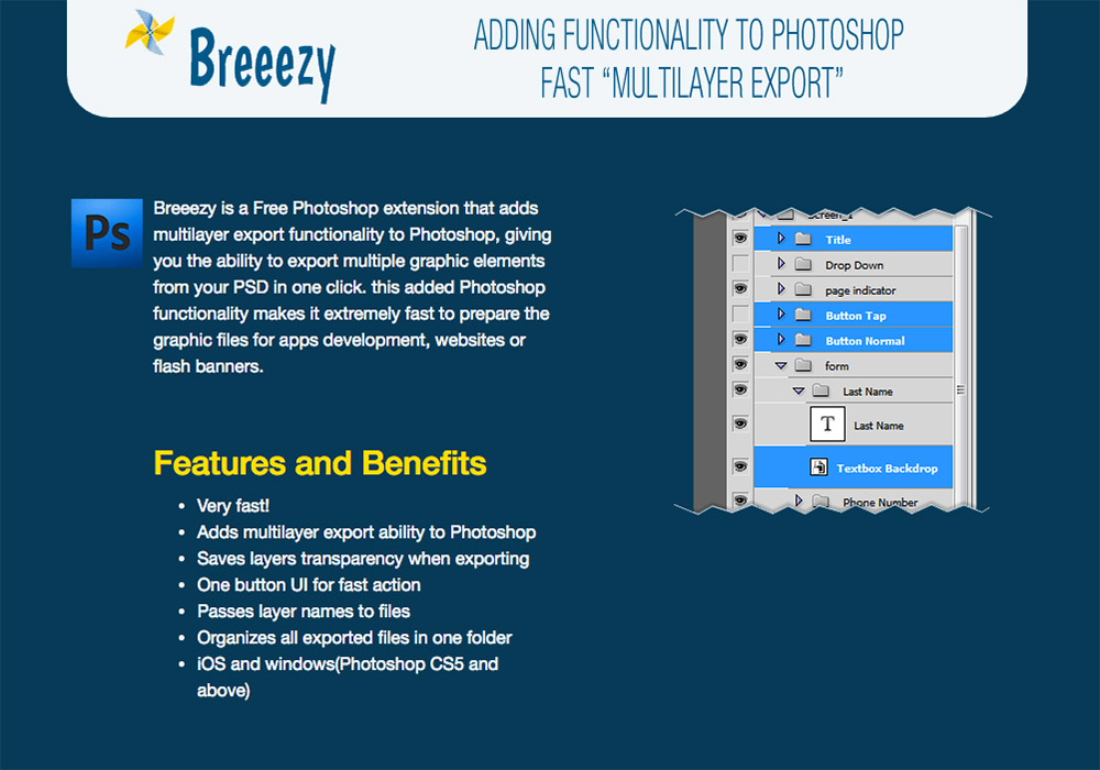 breezy plugin photoshop