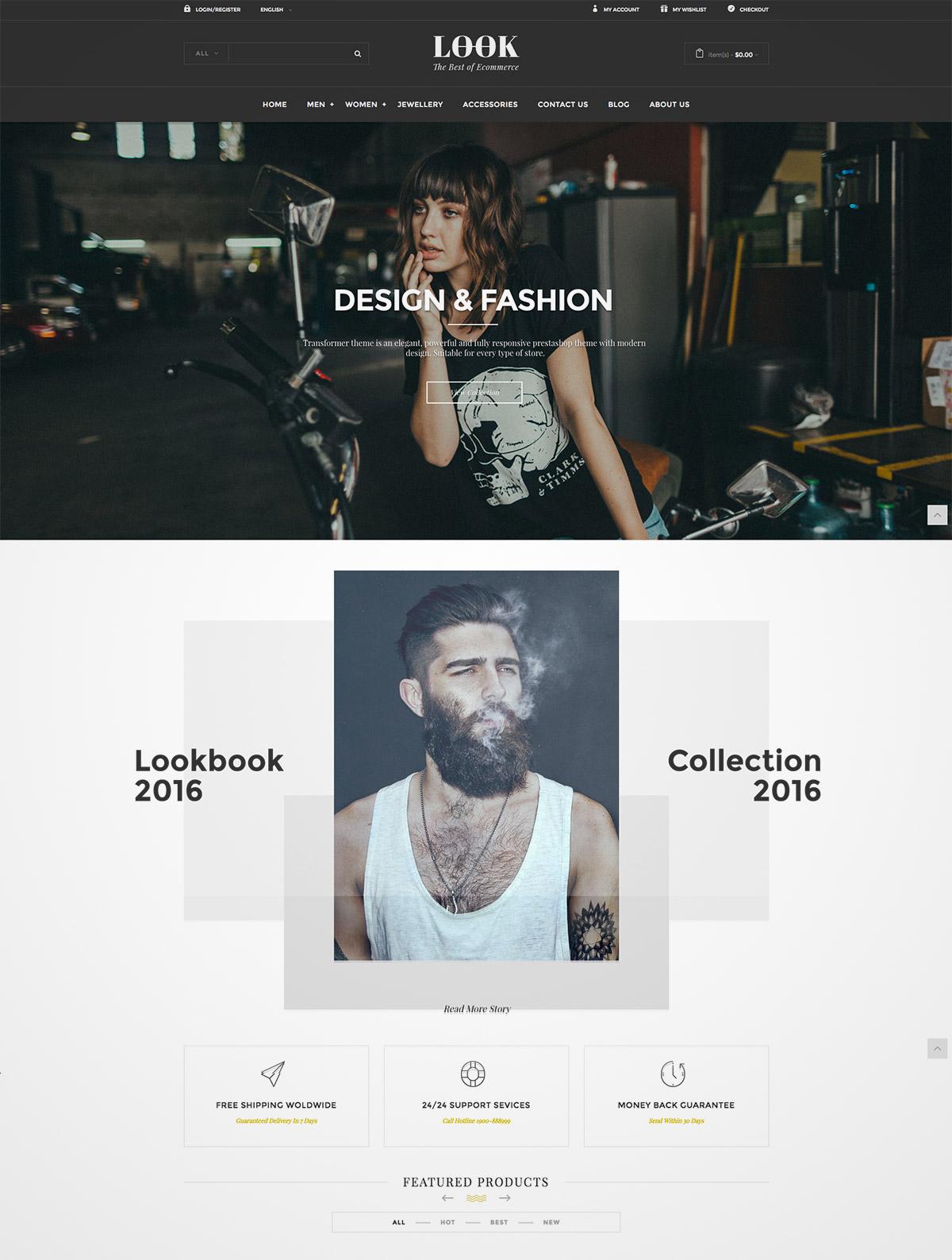 premium themes designs