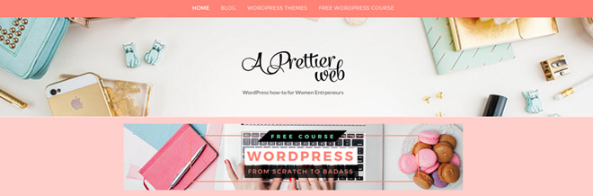 15 Fabulous Feminine Website Designs You Ought To See