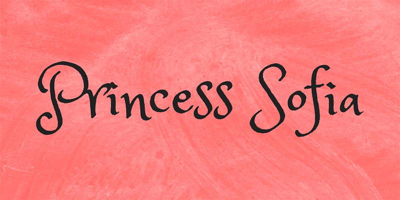 fantasy themed font