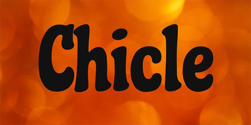 bold kids typeface