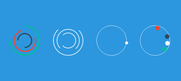 css3 loading animation