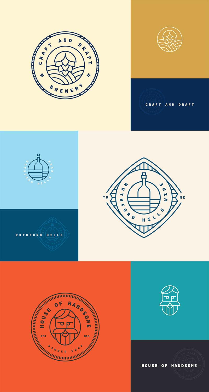130+ Logo Templates To Absolutely Grab For Free | Naldz ...