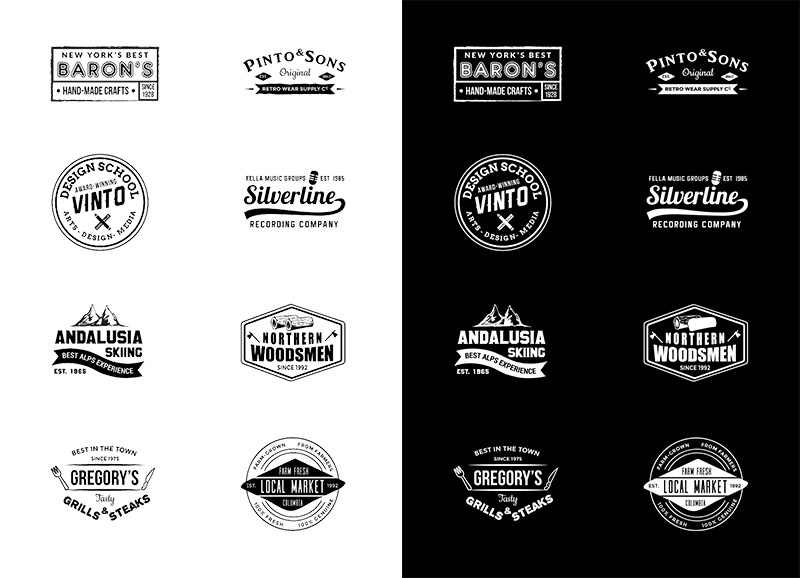 130 logo templates to absolutely grab for free naldz graphics