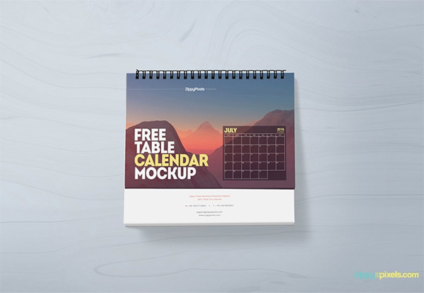 15 Free Calendar Template Collections For Graphic Designers Naldz