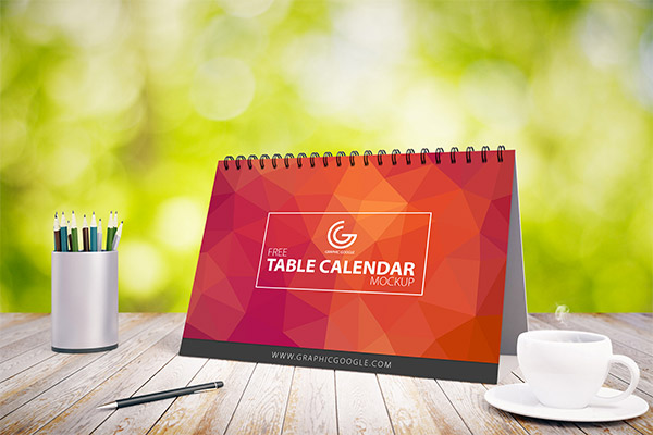 table calendar templates