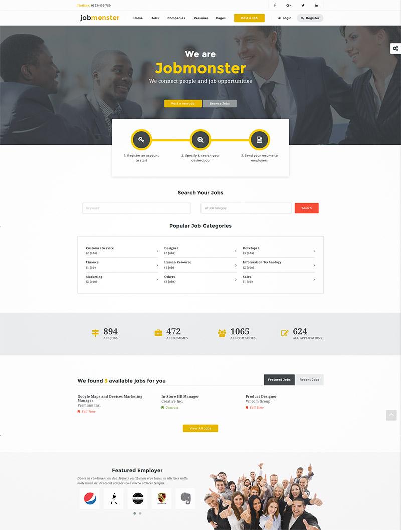 listing online job