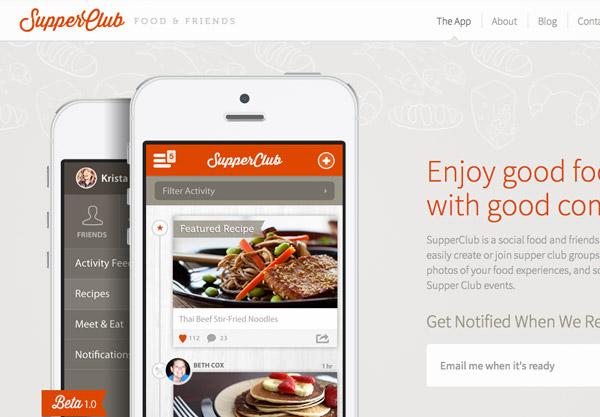 food app sites