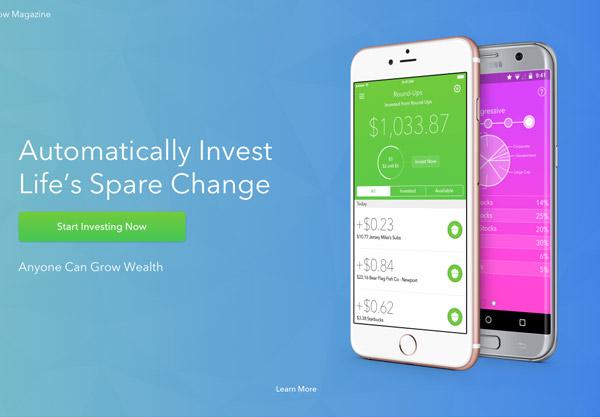 investing app mobile