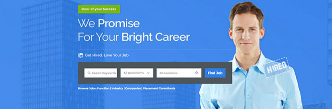 20 Most Effective Job Board WordPress Themes