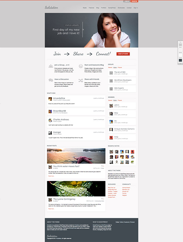 forum ready wordpress