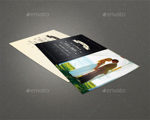 invitation cards set