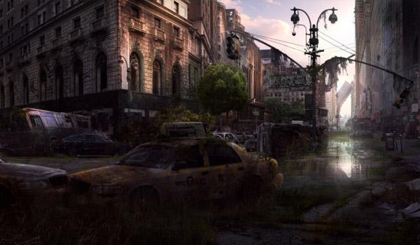 post apocalyptic scenes